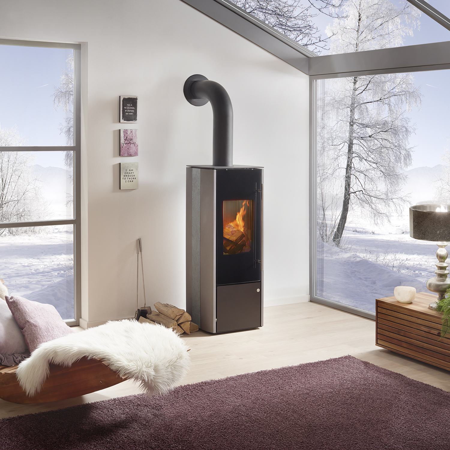 olsberg petacas compact 5 0 kw luftgef hrt kamin fen. Black Bedroom Furniture Sets. Home Design Ideas
